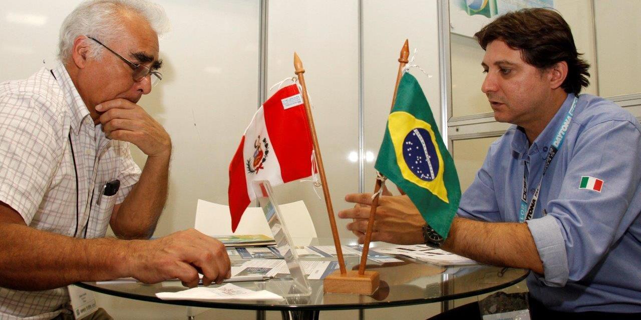 Febrava recebe compradores internacionais