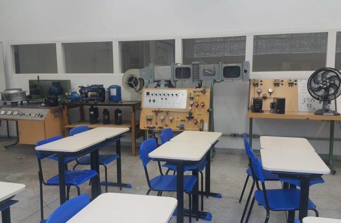 Fatec Itaquera - Refrigeração e Ar Condicionado