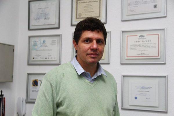 Leonardo Cozac - Diretor da Conforlab