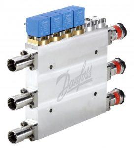Multiejetor Ejector - Danfoss
