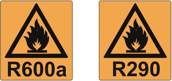 Fluidos Refrigerantes Hidrocarbonetos Inflamáveis