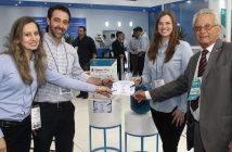 Entrega do Selo Destaque Inovação à Chemours na Febrava 2017
