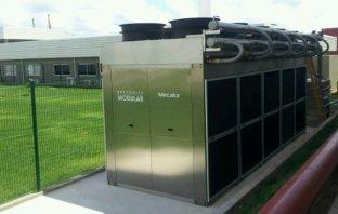 Drycooler modular da Mecalor