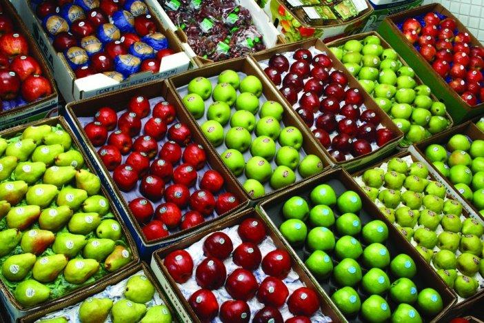 Frutas refrigeradas