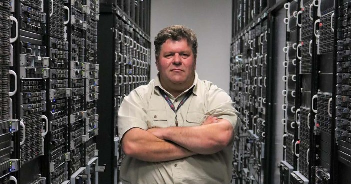 Ivan Tancler, gerente-de data center Locaweb