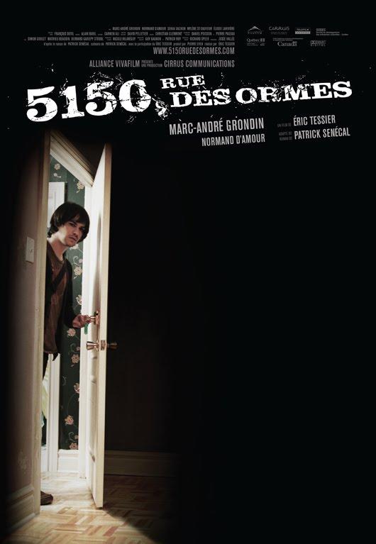 Poster do filme O Segredo da Rua Ormes