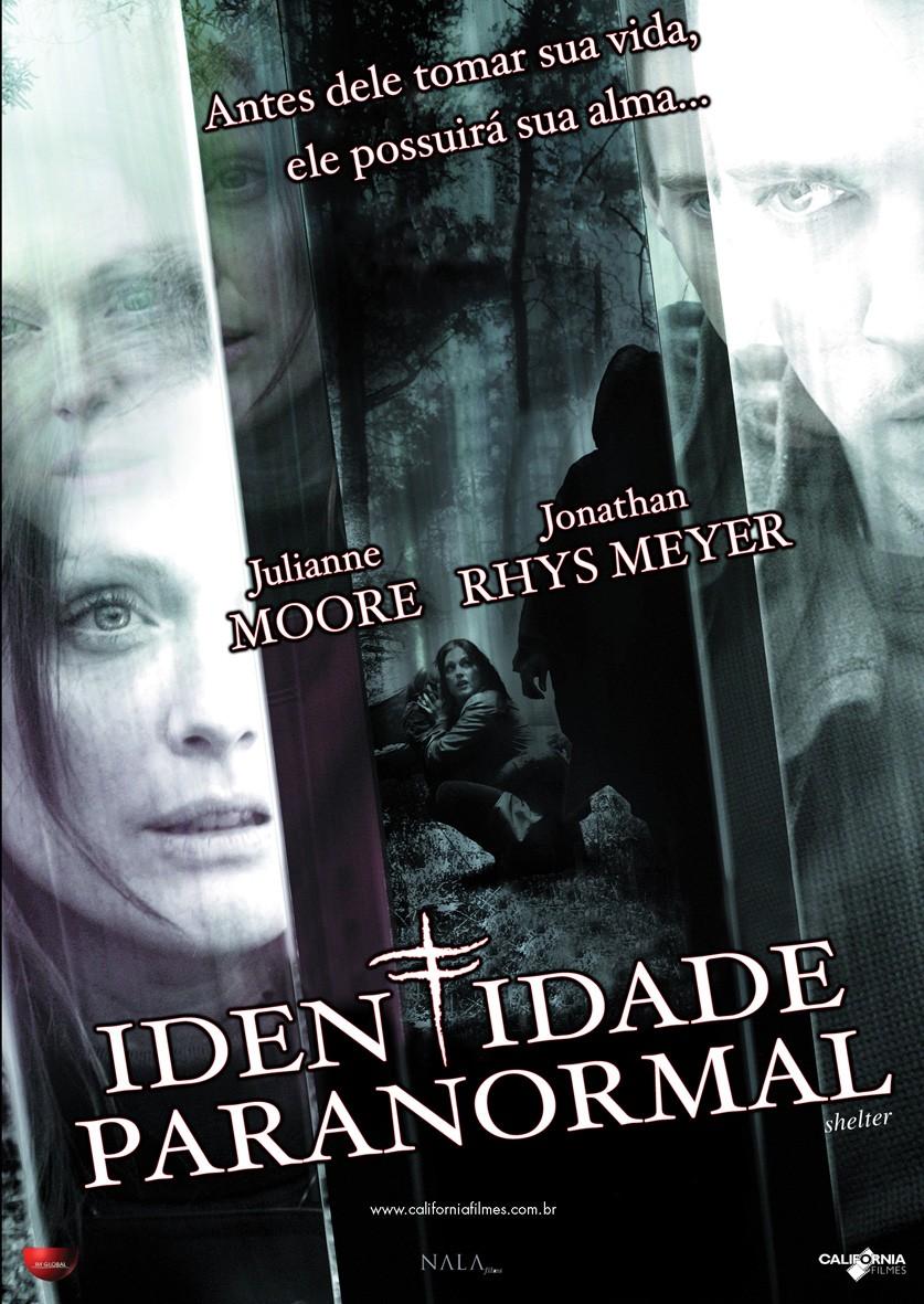 Poster do filme Identidade paranormal