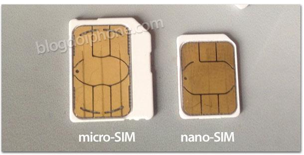 Micro e Nano-SIM