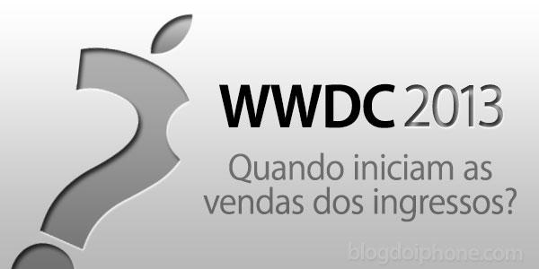Tensão pré-WWDC 2013