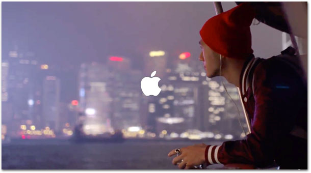 Comercial iPhone 5
