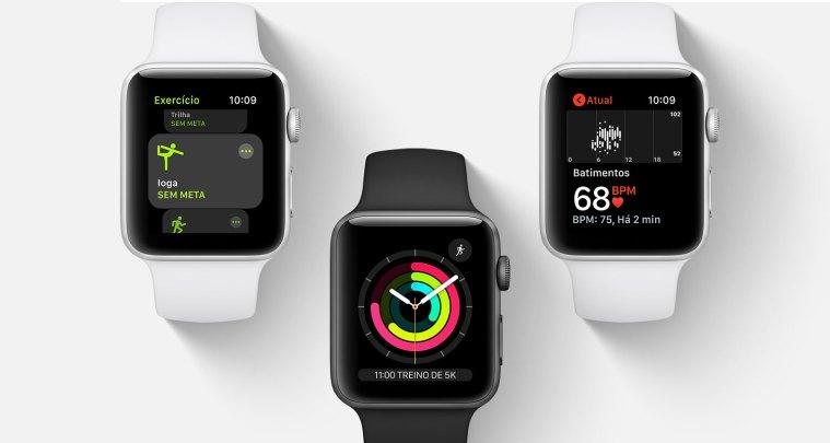 vale a pena comprar um Apple Watch Series 3?