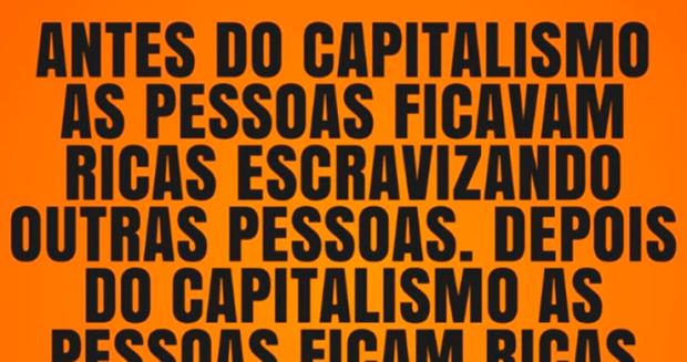 21 - Antes e Depois do Capitalismo