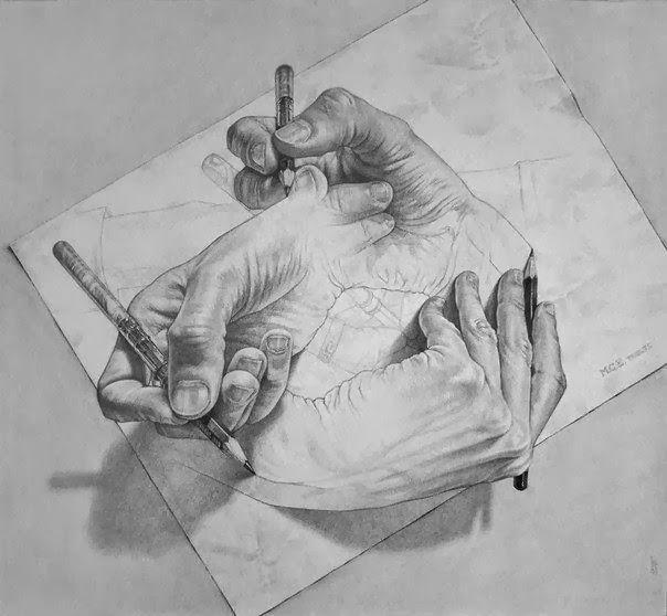 hand-drawing-itself