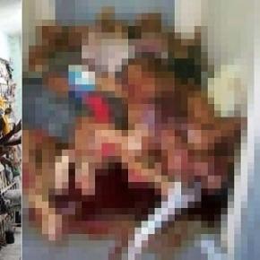 FOTOS IMAGENS  FORTES-Detentos são decapitados e mutilados em novo massacre em presídio de Roraima