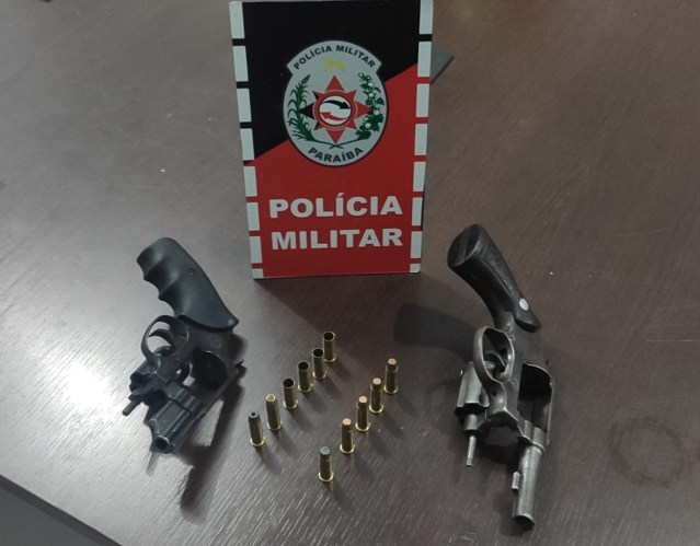 Polícia prende em flagrante suspeito de homicídio no Sertão