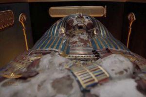 Múmias egípcias desfilam pelo Cairo a caminho do novo museu