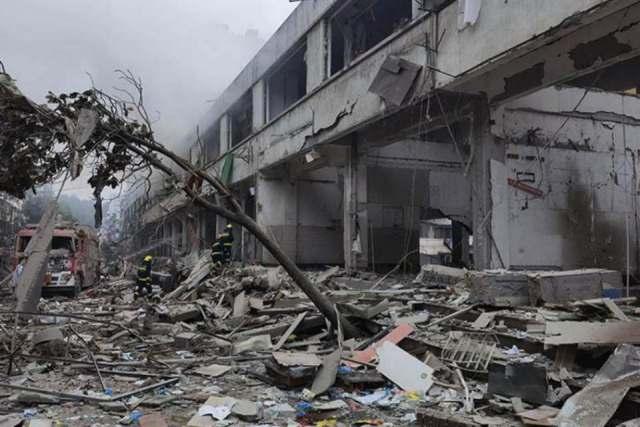 Explosão de gás mata 12 pessoas na China