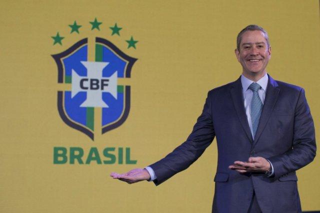 Rogério Caboclo é afastado da CBF