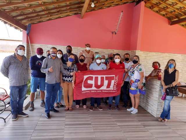 """CUT-PB cobra sindicato de Lucena """"forte"""", defendendo trabalhadores e dialogando com gestão"""