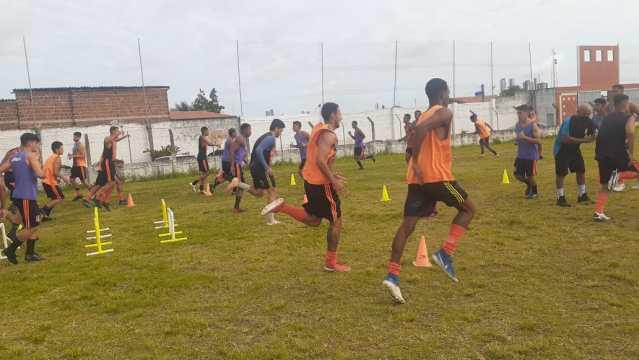 Inter-PB inicia atividades de preparação para a Segunda Divisão do Campeonato Paraibano
