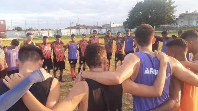 Internacional-PB x Internacional de Estiva, de Lucena, jogam partida amistosa neste sábado