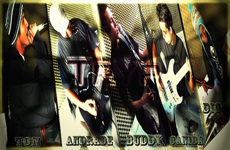 Clique e conheça a banda tryp formada por alunos do Negrini