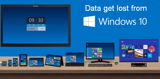 Data recovery software win 10