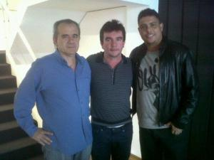 Andres Sanches, Tadeo Sanchez e Ronaldo
