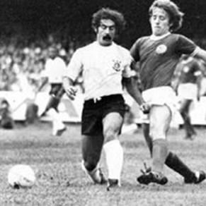 O charme de Corinthians e Palmeiras