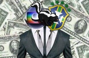 Submissos, clubes abrem mão de concorrência para renovar com a Rede Globo
