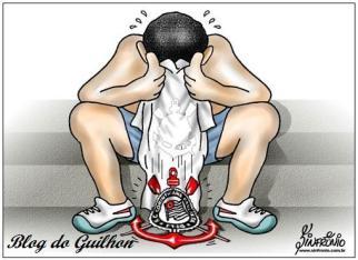 Patrocínio: se o do Flamengo já deu confusão, o do São Paulo pode fazer cair o marketing do Corinthians