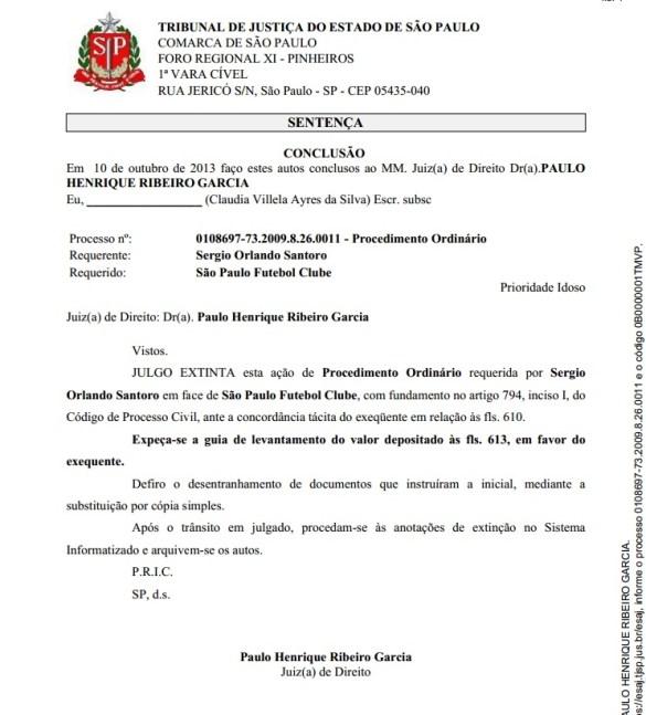 santoro spfc