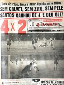 santos 1963