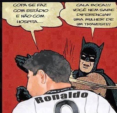 batman ronaldo