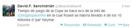 Espanha caso Neymar