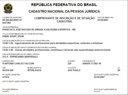 arruda brasil