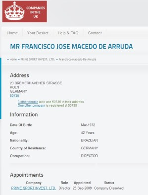 Francisco Jose Macedo de Arruda