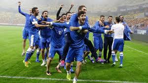 grecia futebol