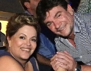 andres e dilma