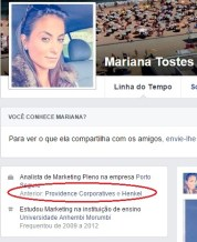 Mariana Tostes - face 1