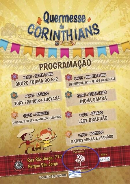 arraia corinthians 2