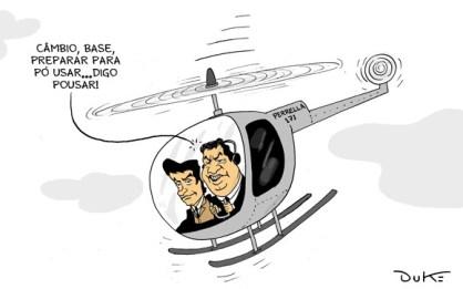 perrela helicoptero