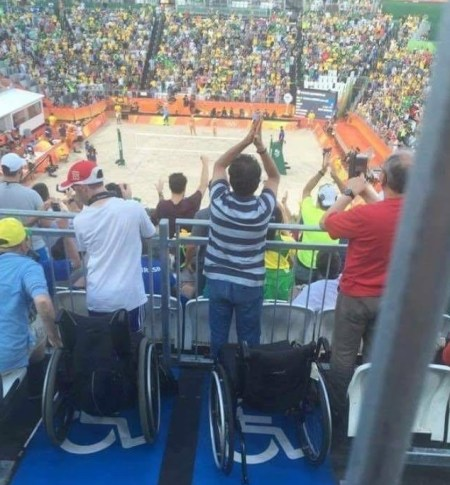 safadeza olimpica