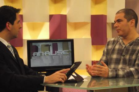 Entrevista à RIT TV em 2013
