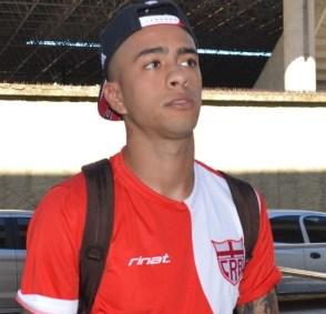 André Vinicius no CRB