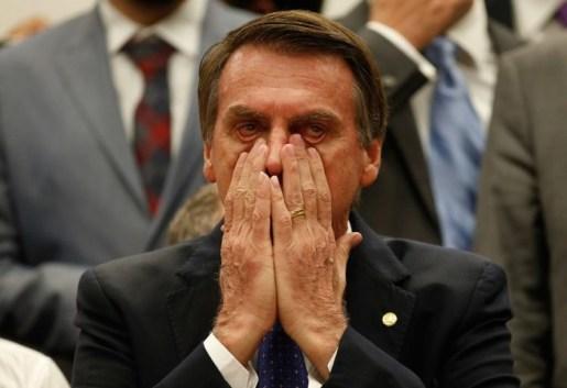 Bolsonaro está com medo – Blog do Paulinho