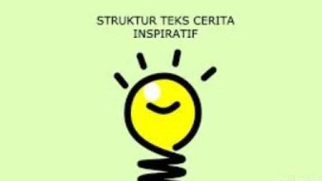 pola pengembangan teks cerita inspiratif dan contohnya