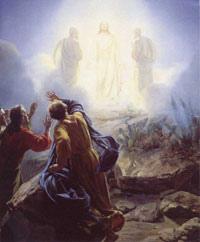 Enoque, Moisés e Elias