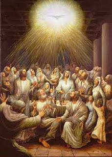"""Jesus prometeu: """"Falarão em novas línguas""""."""