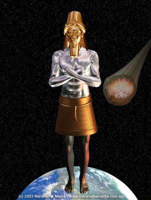 """Um """"observatório"""" mais confiável que a NASA prevê a queda de uma PEDRA inescapável sobre a Terra!"""